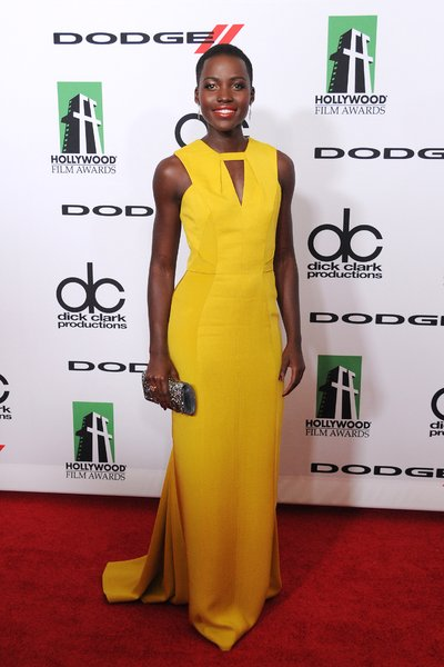 US-ENTERTAINMENT-HOLLYWOOD FILM AWARDS-ARRIVALS